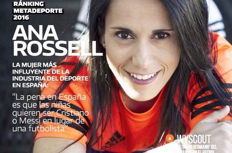 Entrevista a Ana Rossell Granados