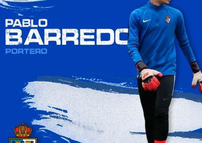 Pablo Barredo Calvo